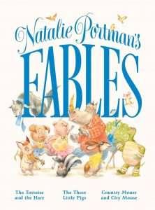 gender stereotypes tackled in natalie portmans' new book