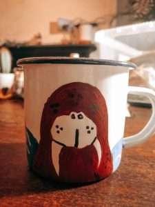 Mini mugs for kids